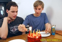Birthday Cake Fuck from Dirty Boy Video