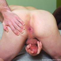 Doug Acre Busts Nut from College Dudes