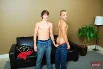 Kodi And Rob from Broke Straight Boys