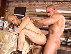 Samuel Colt Ploughs Damie from Raging Stallion