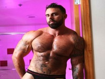 Xavier Muscle from Manifest Men