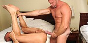 Lee And Chad from Bareback That Hole