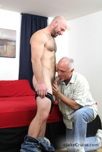 Dirk Willis Serviced from Jake Cruise