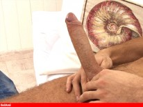 Paul Manuel First Suck from Bel Ami Online
