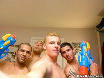 Pool Boys from Dick Dorm