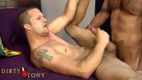 Clayton Gavin Flip Fuck from Dirty Tony