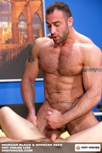 Live Cam Morgan Spencer from Hot House