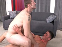 Bareback Dennis Pierce from Sean Cody