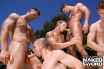 Guys Next Door from Naked Sword