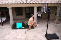 Fratpad Naked Basketball from Fratpad