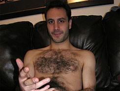 Tony Unloads from New York Straight Men