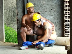 Gay Porn - Construction Zone from Naked Sword