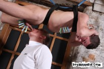 Pegged In The Air from Boynapped