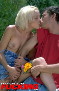 Fooling Around Gardener from Straight Boys Fucking