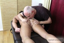 Mike Anders Massaged from Jake Cruise