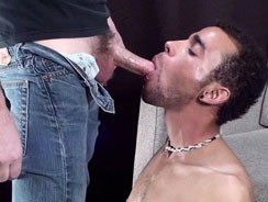 Big Facial For Kilo from Suck Off Guys