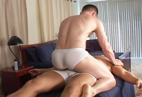Blowing Darren from Sean Cody
