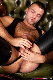 Malik Tn Leather from Uk Naked Men