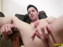 Damian Dumps A Load from Dirty Boy Video