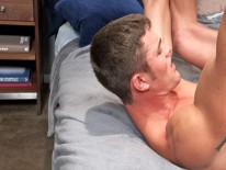 Allen Pierce Bareback from Sean Cody