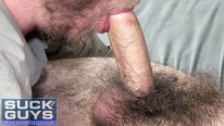 Swallowing Antons Load from Suck Off Guys