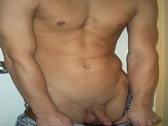 Straight Hunk Johnny from Boyride
