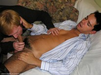 Tinos After Work Bj from New York Straight Men
