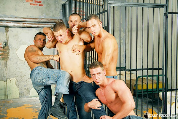 гей видео заключенные