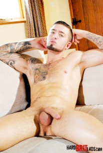 Troy Haydon from Hard Brit Lads