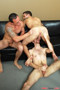 Blake Ty And Denver from Broke Straight Boys