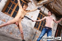Leos Flogging from Boynapped