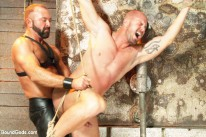 Man Sex Dungeon from Bound Gods