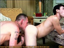 Jessie Alan And Jake Lyon from Circle Jerk Boys