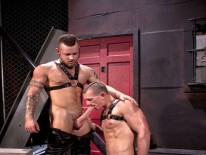 Kieron Ryan Fucks Ben from Naked Sword