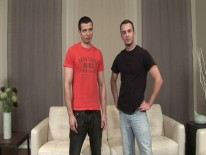 Blowing Andreas from Sean Cody