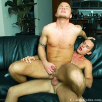 Devin Adams Fucks Kenny C from College Dudes