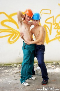 Hard Labour from Twinks