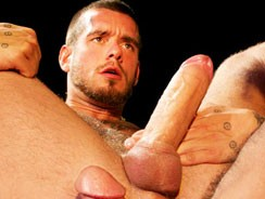 gay sex - Aybars And Logan Mccree from Hairy Boyz