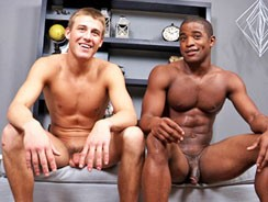 Landon And Austin Barebac from Sean Cody