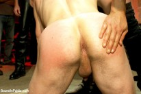 22 Year Old Bi Stud from Bound In Public