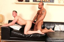 Jake Deckard And Kieron R from Cocksure Men