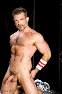 Bruno Bond from Hairy Boyz