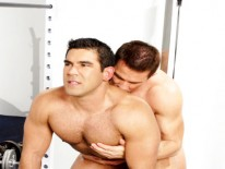 Nick Marino And Trey C from Raging Stallion
