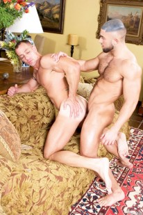 Francois Sagat And Kyle L from Falcon Studios