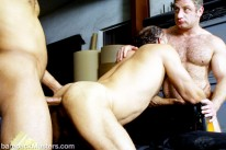 Full Service Part 1 from Bareback Masters