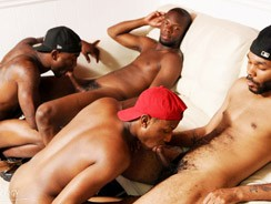 Phoenix Mister And Friend from Thug Orgy