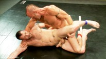 Chad Brock And Morgan B from Naked Kombat