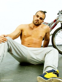 Damien Crosse Set 1 from Sex Gaymes