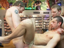 Glory Hole Pig from Bound In Public