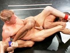 Gavin Waters Vs Roman W from Naked Kombat